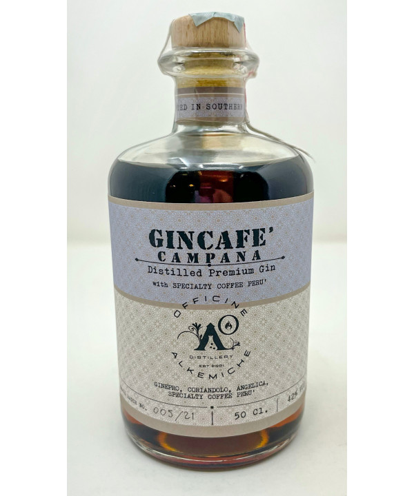 Gin Coffee [Specialty]