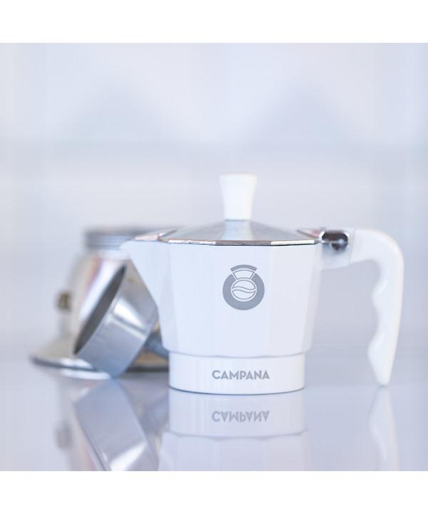moka induction Campana coffee