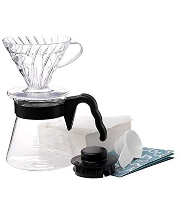 Hario KIT POUR OVER Plastic
